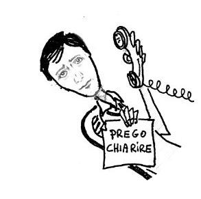 Stefano Innocenti Caricatura